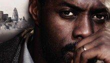 Poster de la saison 1 de la série Luther créée par Neil Cross avec Idris Elba