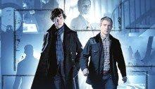 Poster de la saison 2 de la série Sherlock