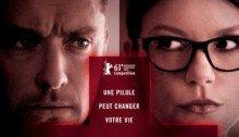Affiche française du film Effets secondaires avec Rooney Mara, Channing Tatum, Jude Law et Catherine Zeta‑Jones