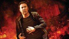 Affiche du film 12 heures réalisé par Simon West en 2012 avec Nicolas Cage