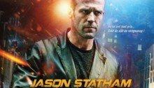 Affiche française du film Crazy Joe réalise par Steven Knight avec Jason Statham