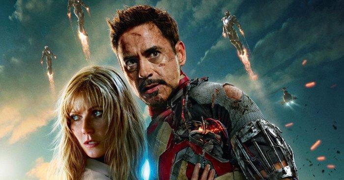 Poster d'Iron Man 3