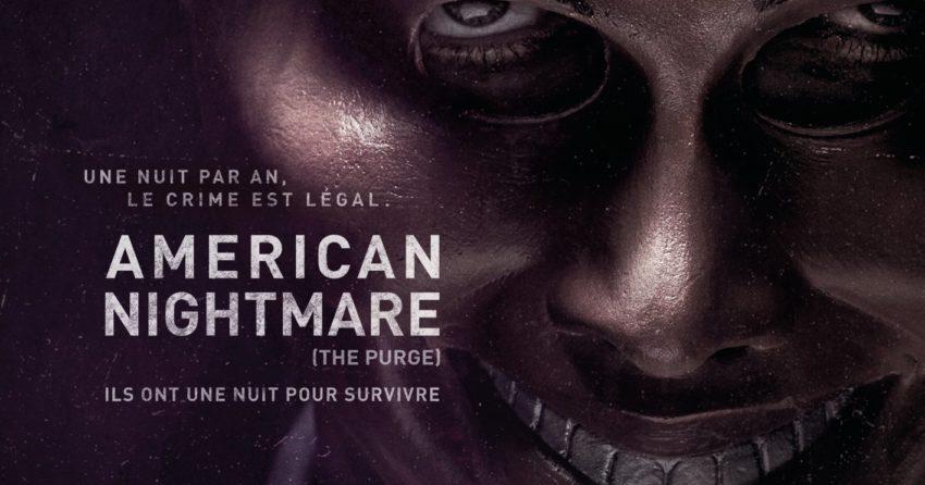 Affiche du film American Nightmare réalisé par James DeMonaco
