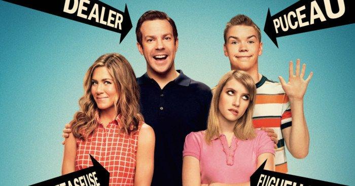 Critique : Les Miller, une famille en herbe - Le blog de