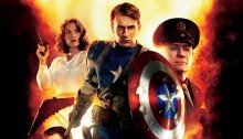 Affiche de Captain America: First Avenger