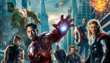 Affiche d'Avengers