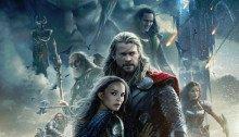 Affiche de Thor : Le Monde des ténèbres