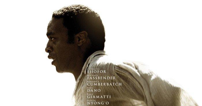 Poster du film 12 Years A Slave de Steve McQueen avec Chiwetel Ejiofor