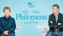 Affiche du film Philomena réalisé par Stephen Frears en 2013 avec Judi Dench et Steve Coogan