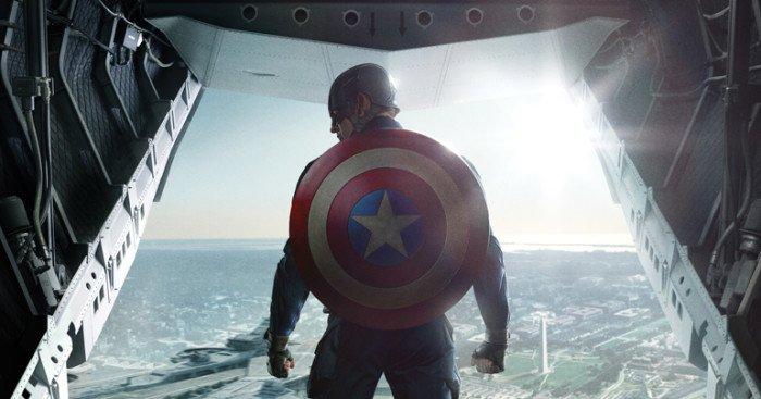 Affiche de Captain America: Le Soldat de l'hiver