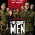 Affiche du film Monuments Men réalisé par George Clooney en 2014 avec Cate Blanchett, Matt Damon, George Clooney, Bill Murray, John Goodman