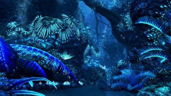 « ♪ Ce rêve bleu…♫ »