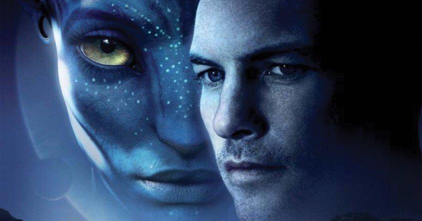 Affiche du film Avatar réalisé par James Cameron avec Sam Worthington