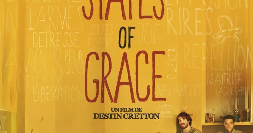 States of Grace Affiche