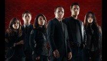 Poster de la team de la série Agents of S.H.I.E.L.D.