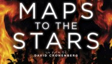 Affiche du film Maps To The Stars réalisé par David Cronenberg