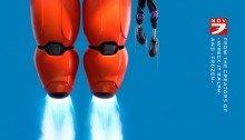 Les Nouveaux héros Poster teaser