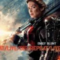 Poster d'Edge of Tomorrow avec Emily Blunt