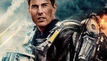 Poster du film Edge of Tomorrow réalisé par Doug Liman avec Bill Cage (Tom Cruise)