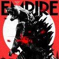 Couverture du magazine Empire avec Godzilla