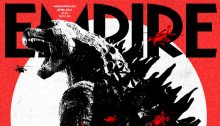 Couverture Empire Godzilla