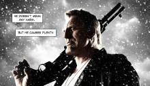 Sin City : J'ai tué pour elle Poster