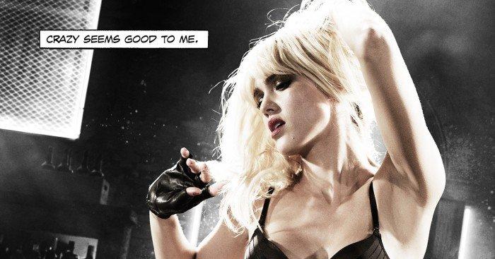 Sin City : J'ai tué pour elle Poster Jessica Alba