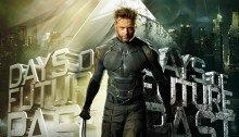 Poster du film X-Men: Days of Future Past avec Wolverine