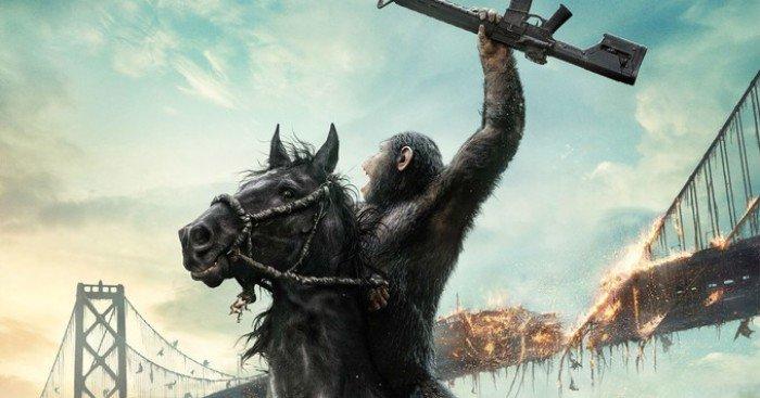 La Planète des singes : l'affrontement Poster