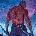 Poster Les Gardiens de la galaxie Drax
