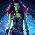 Poster du film Les Gardiens de la galaxie avec Gamora