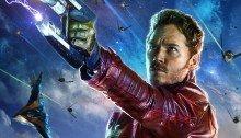 Poster Les Gardiens de la galaxie Star-Lord