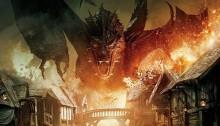 Poster Comic-Con Le Hobbit: La bataille des cinq armées