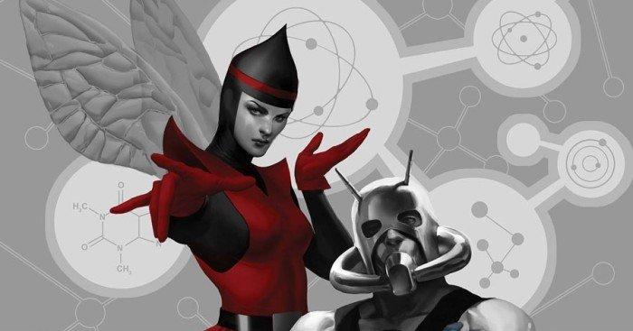 Image d'Ant-Man et Wasp
