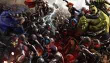 Poster Comic-Con Avengers: Age of Ultron