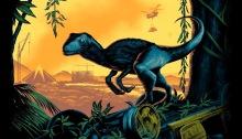 Poster Comic-Con 2014 Jurassic World
