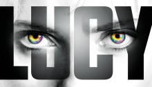 Affiche française du film Lucy