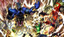 Image de la Justice League contre Darkseid