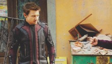 Photo du tournage d'Avengers:Age of Ultron