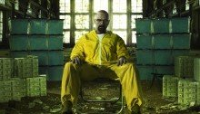 Poster de la saison 5 de Breaking Bad