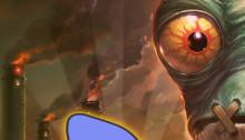 Poster du jeu Oddworld: New 'n' Tasty !