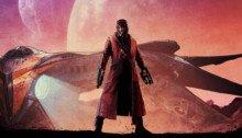 Fan Art de Les Gardiens de la Galaxie par Matt Ferguson avec Peter Quill: Star-Lord