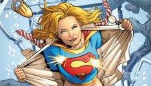 Couverture sans texte de Supergirl #53