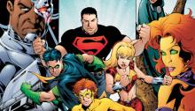 Couverture de Teen Titans 3