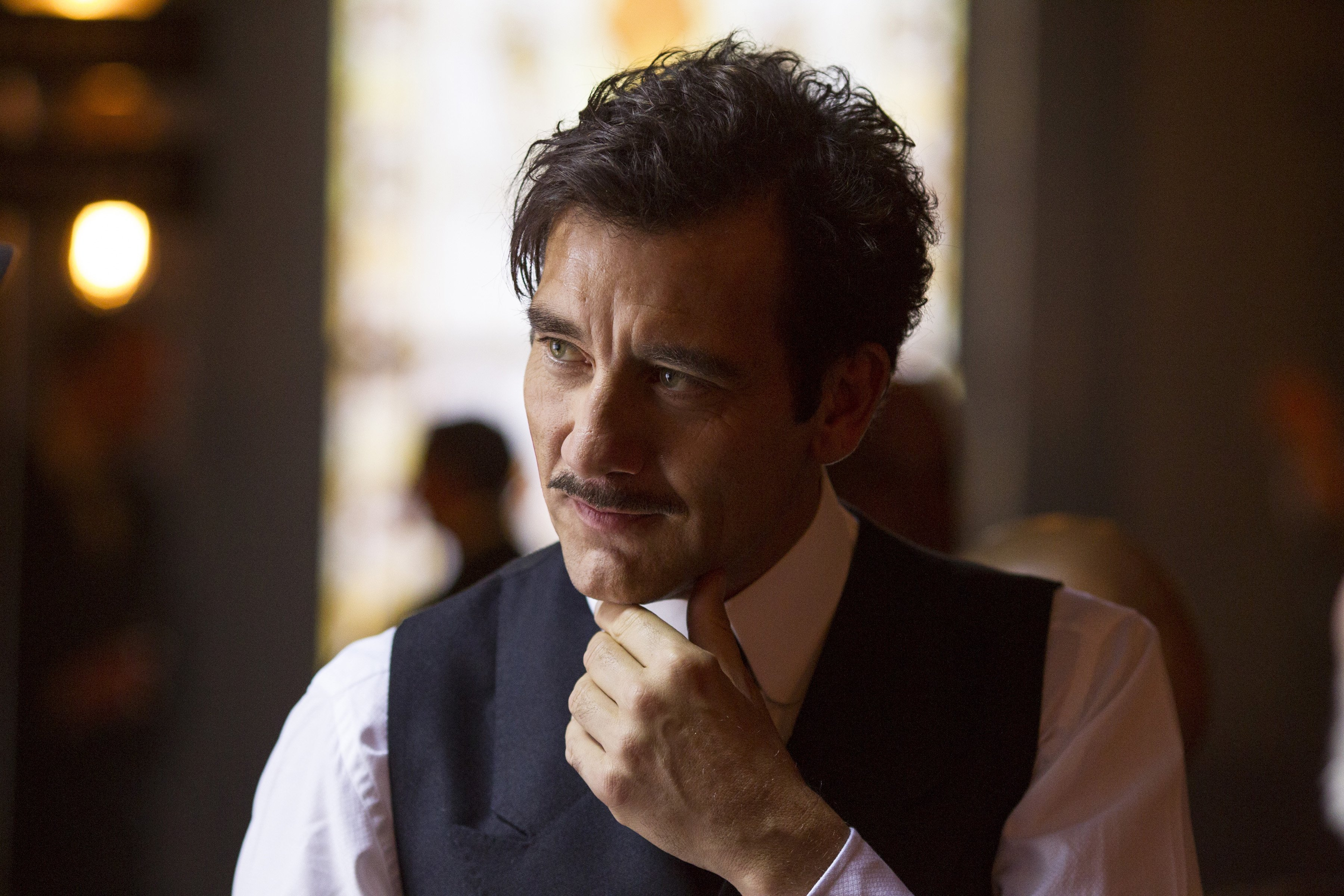 Photo de la saison 1 de The Knick avec Clive Owen