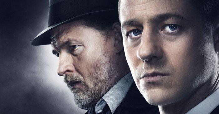 Poster de la saison 1 de Gotham