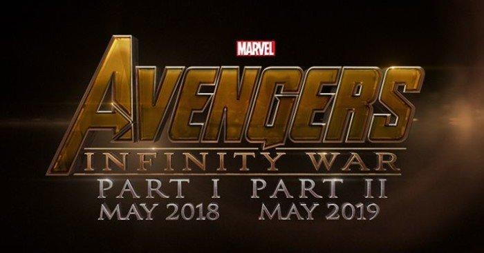 Logo d'Avengers: Infinity War