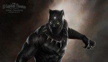 Concept Art de Black Panther