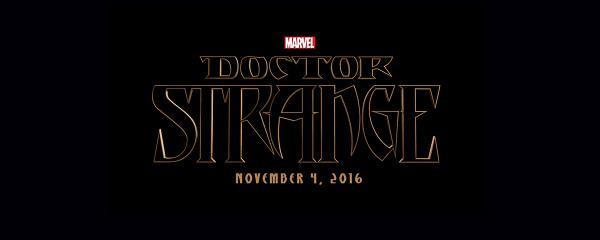 Logo de Doctor Strange
