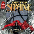 Couverture de Doctor Strange - Marvel Vault Vol 1